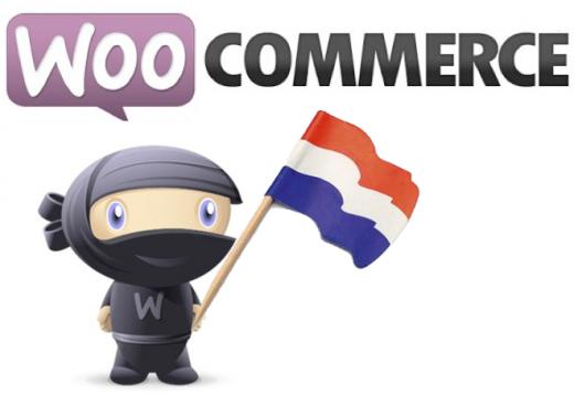 Nederlandse WooCommerce WordPress webwinkel