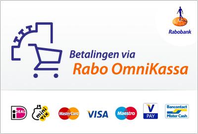 Betalingen Rabo OmniKassa WordPress