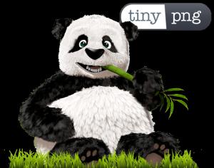 TinyPNG - Panda