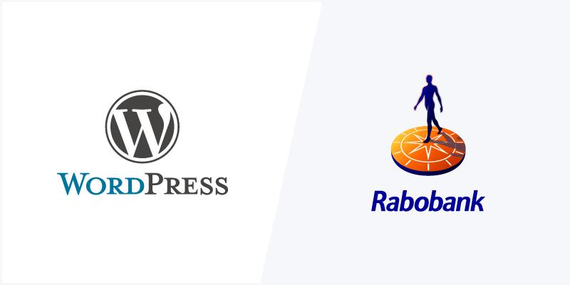 Rabobank voor WordPress