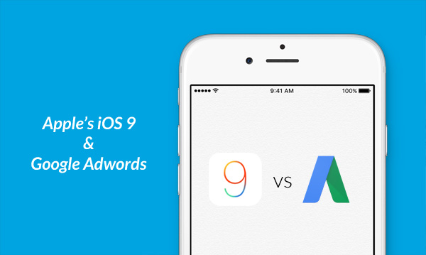 iOS 9 & Google Adwords