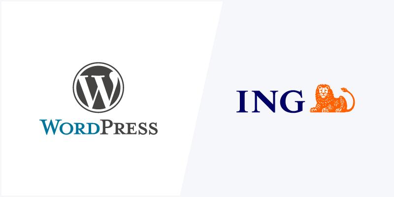ING voor WordPress