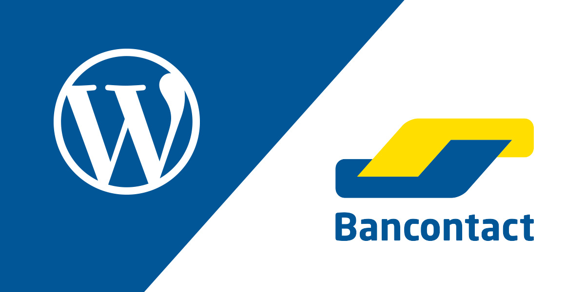 WordPress en Bancontact
