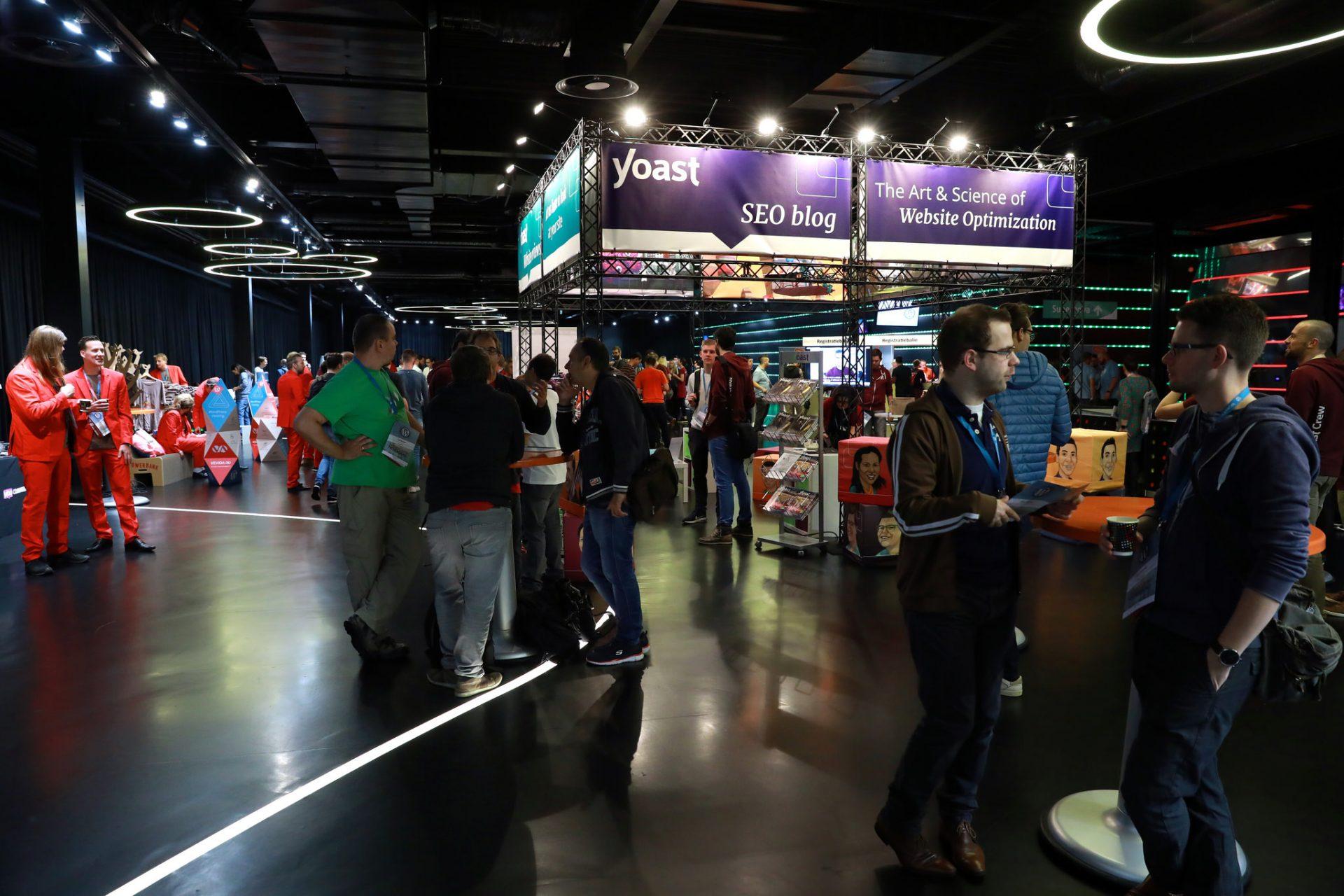 Pronamic bezoekt WordCamp NL (c) Henk-Jan Winkeldermaat