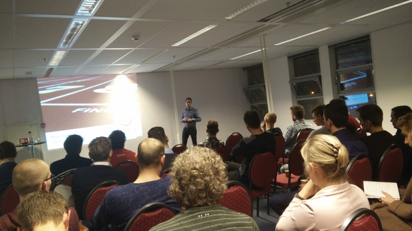 WordPress Meetup Friesland