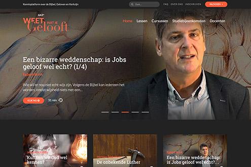 Weetwatjegelooft.nl